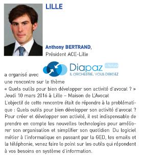 Rencontre à Lille organisée par Diapaz et l'ACE
