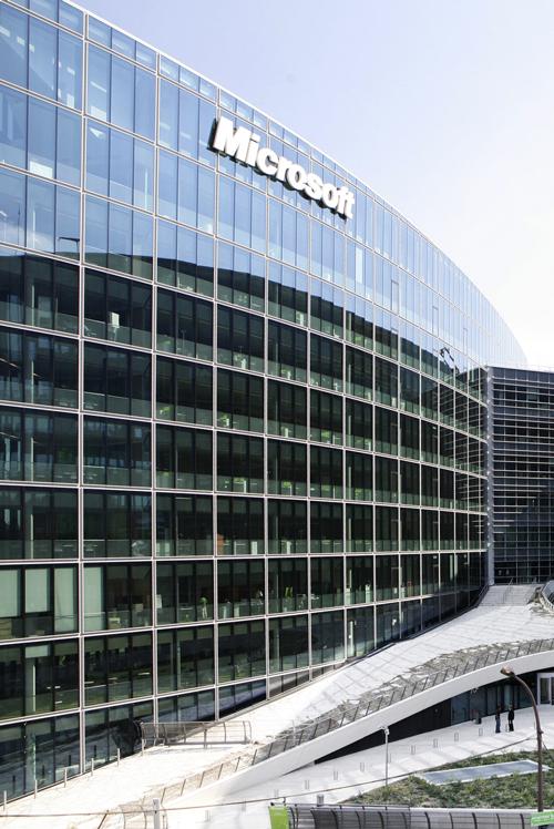 Campus de Microsoft France