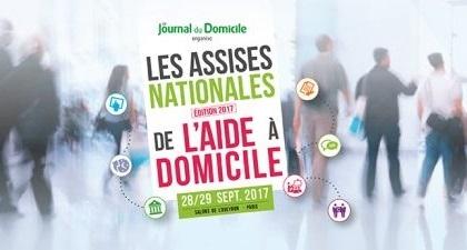 Ximi vous donne RDV aux Assises Nationales de l'Aide à Domicile 2017