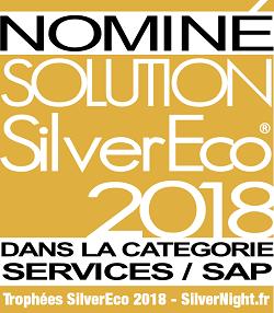 Ximi est nominé aux Trophées SilverEco 2018 !